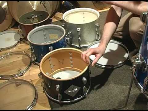 The Deli Magazine/Steve Maxwell's  - PART 1a Drum History & Construction