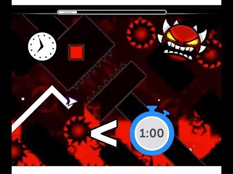 Top 5 Hard But Short Demons - Geometry Dash