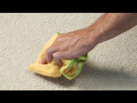 The Best Way to Get Makeup Out of Carpet Once It Was Rubbed In : Carpet Cleaning Tips