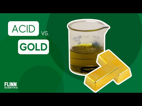 Acid Vs Gold