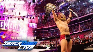 Superstars react to Daniel Bryan being cleared to compete: SmackDown Exclusive, Mar. 20, 2018