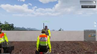 First ever car impound on Tanoa
