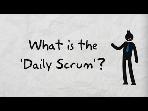 What is the 'Daily Scrum'? -- Scrum Guide