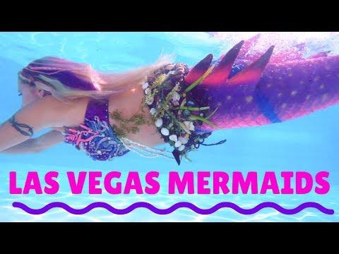 Meet Las Vegas Mermaids!