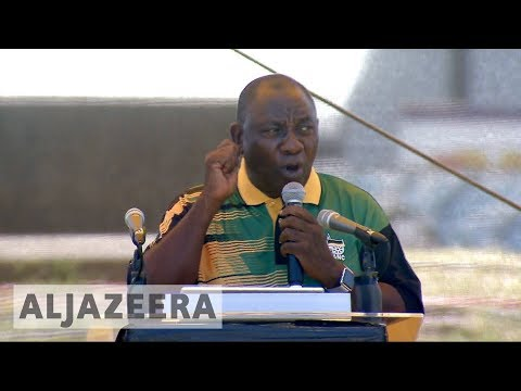 🇿🇦 The new ANC: Calls for South African leadership change