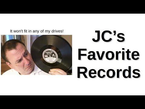 JC's Favorite Records