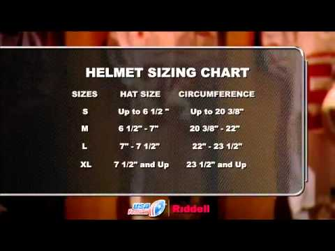 Equipment Fitting | How to Size and Put on a Helmet | USA Football