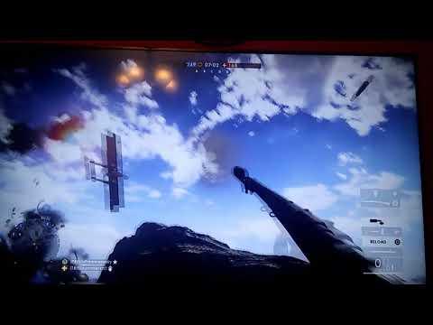 Battlefield 1 tub vs plane