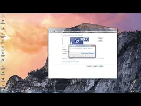 PowerPoint Presentation & Resolution Configuration