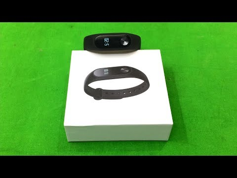 Xiaomi Miband 2 Unboxing & Set Up