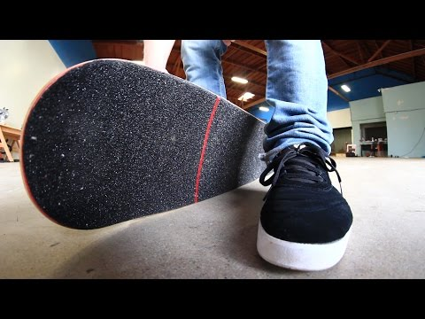 SUPER STICKY VICIOUS GRIP TAPE VS NEW SHOES