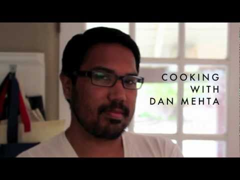 Cooking with Dan Mehta - Episode 2 - Crab Ceviche