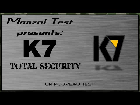 [Test Musical] K7 Total Security 2014