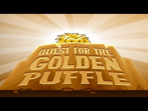 Club Penguin Rewritten - Quest for the Golden Puffle