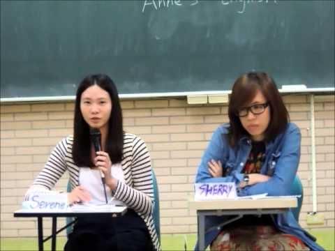 Talk Show (6) My boyfriend's parents don't like me. What can I do? wmv