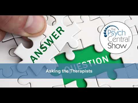 Asking the Therapists