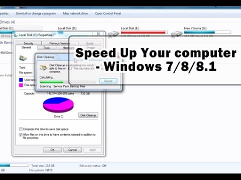 How to speed up computer windows 7 - Tried and Tested !!