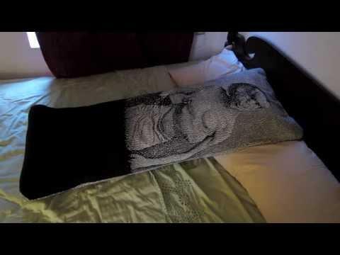 How To Make a Joseph Merrick Body Pillow Cover