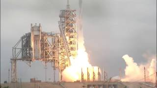 SpaceX Launches Tenth Cargo Mission to the International Space Station