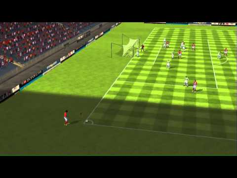 FIFA 14 iPhone/iPad - Corner Maestro Achievement #2