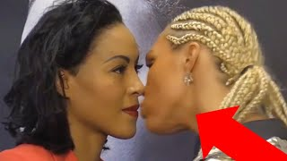 25 FUNNIEST WEIGH-INS AND STAREDOWNS MOMENTS