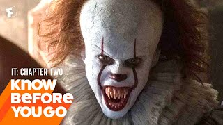 Know Before You Go: IT Chapter Two   Movieclips Trailers