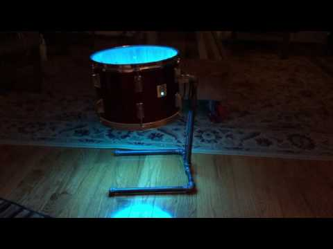 Infinity Drum Table