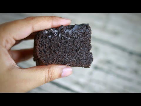 Chocolate Biscuit Cake | 4 Ingredient Eggless No Oven Cake Recipe | Eggless Chocolate Cake Recipe