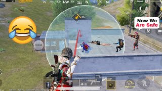 Watch Funniest Trolling Of Noobs 🤣😁 |PUBG MOBILE FUNNY MOMENTS