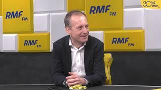 Piasecki o rozmowach w RMF FM: Poranne wstawanie to jest coś, do czego nie można się przyzwyczaić