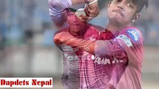 sanddep Lamichhane return Home, Lamichhane Return from IPL Today , sanddep lamichh arrive kathmandu,