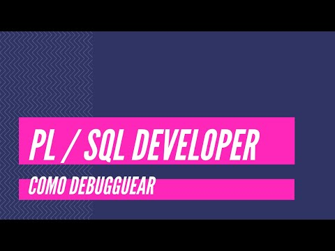 Como Debuggear en PL/SQL DEVELOPER