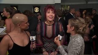 Download Lauren Daigle Red Carpet Interview | 2019 GRAMMYs Video