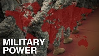 What Are The World's Most Powerful Militaries?