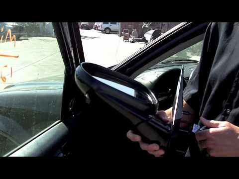 Tutorial 3: How to replace a side mirror