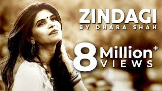 Tune Zindagi me Aake & Rab Ne Bana Di Jodi SRK | Latest Hindi Cover Mashup Video | Ft. Dhara Shah