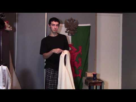 How to make a Roman/Greek tunic