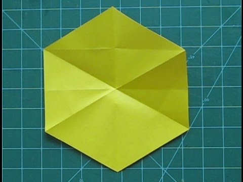 Hexagon From Square