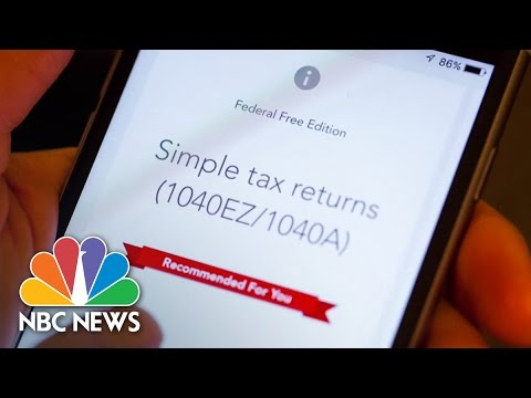 How To Avoid The Top 5 Most Common Tax Mistakes | NBC News
