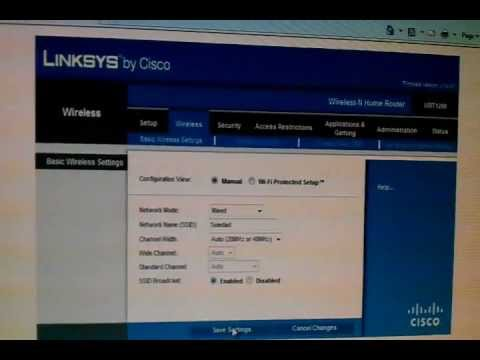 How to Install Your Linksys Wireless Router
