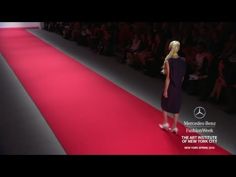 THE ART INSTITUTE OF NEW YORK CITY: MERCEDES-BENZ FASHION WEEK SPRING 2014 COLLECTIONS