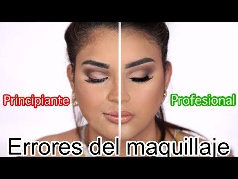 Tutorial de Errores del maquillaje explicado paso a paso parte #2 - roccibella