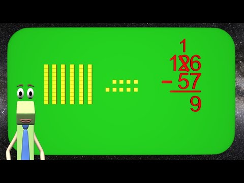 Adding and Subtracting Large Numbers 2nd Grade - Addition / Subtraction in Outer Space