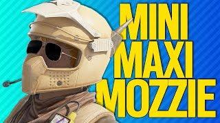 MINI MAXI MOZZIE | Rainbow Six Siege