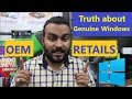 Cheap Genuine OEM and RETAIL keys explained