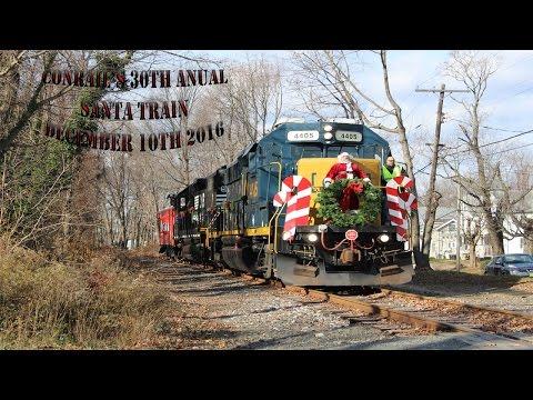 Conrail's 30th Anual Santa Train