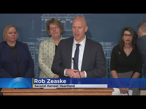 Minnesota Lawmakers Form Bipartisan Child Hunger Caucus