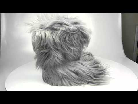 furry boots 1