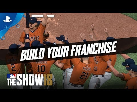 MLB The Show 18 - Feature Talk: Franchise Mode | PS4