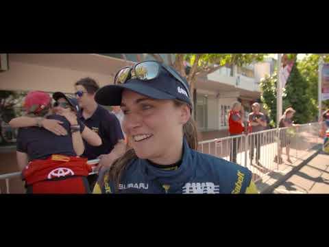 Molly Taylor 2016 Australian Rally Champion